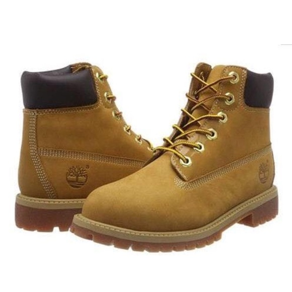 4c24bf372fe Timberland Classic Boots Kids 6 inch